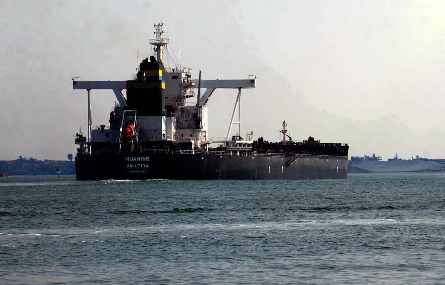 Explota un navío iraní en el mar Rojo y sospechas apuntan a Israel