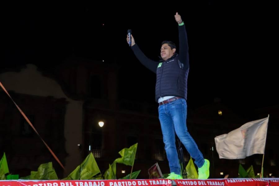 """""""Oraculus"""" perfila al Pollo Gallardo como el próximo gobernador con el 45% de intención de voto"""