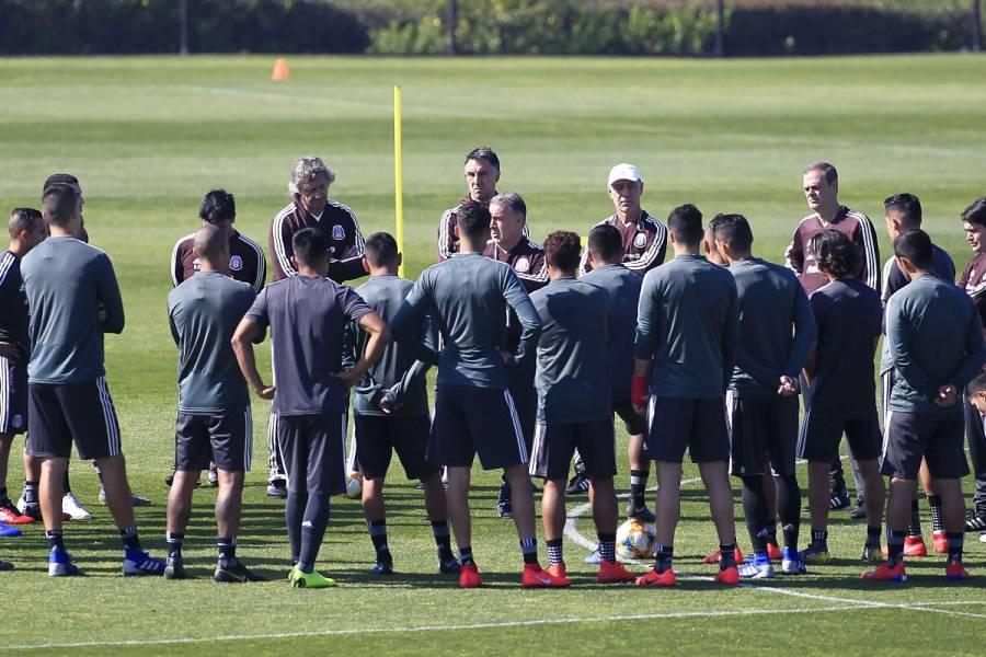 La selección mexicana regresa a EEUU; anuncian juego ante Islandia