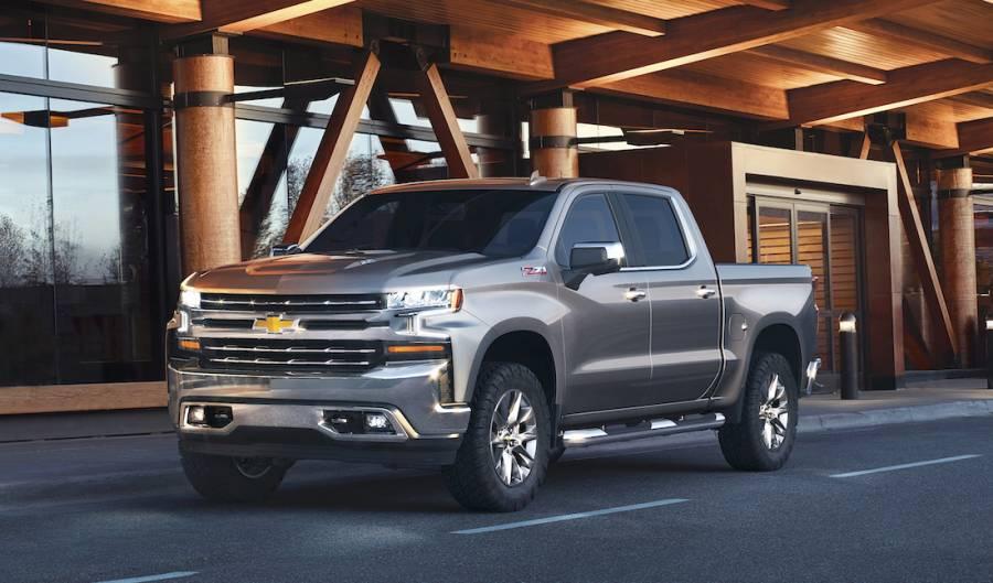 GM lanzará una Silverado eléctrica con más de 600 km