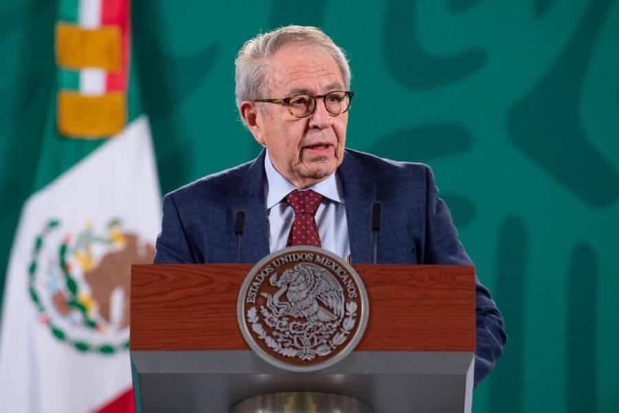 """""""México eligió a un estadista en 2018"""": Alcocer"""