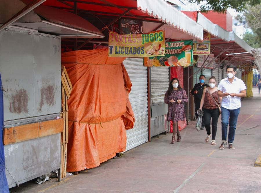 Sin condiciones de trabajo  dignas 85% de zacatecanos