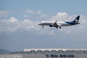 Aeroméxico incrementa en un 30% el tráfico de pasajeros durante marzo
