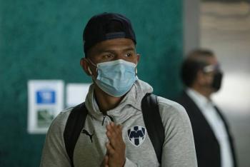 Jesús Gallardo olvida su pasaporte en viaje por Concachampions y regresa a Monterrey