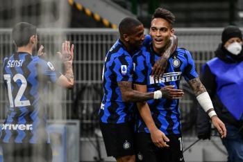 """Inter se afianza en el liderato de la Serie A; el Napoli del """"Chucky"""" Lozano, cae ante la Juventus"""