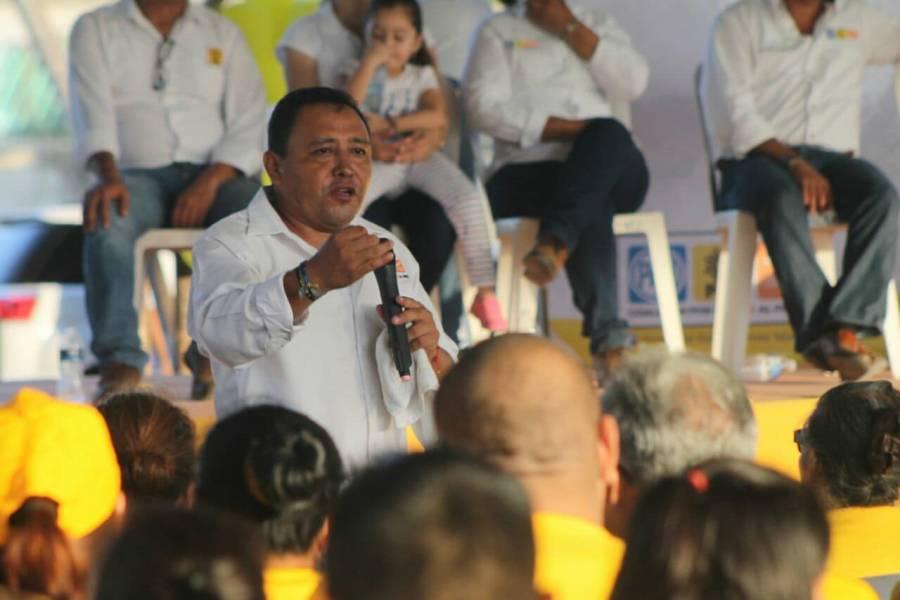 Confirman detención de candidato del PRD a alcaldía de Tihuatlán, Veracruz