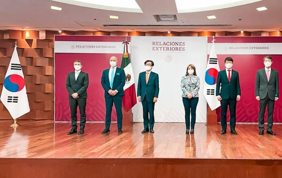 República de Corea dona insumos médicos a México contra Covid-19