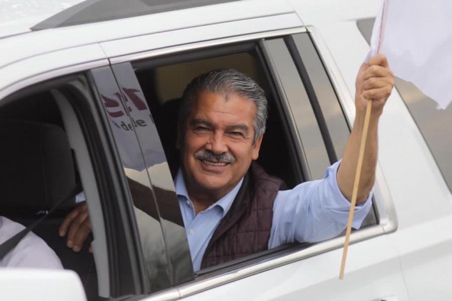 Raúl Morón considera que el TEPJF restituirá su candidatura