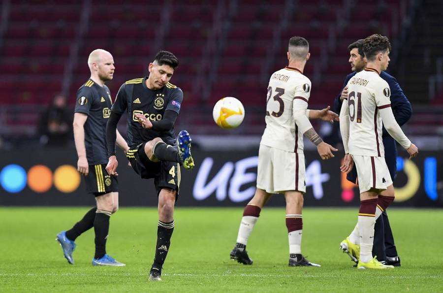 Manchester United, Villarreal y Roma dan un paso a las semifinales en la Europa League