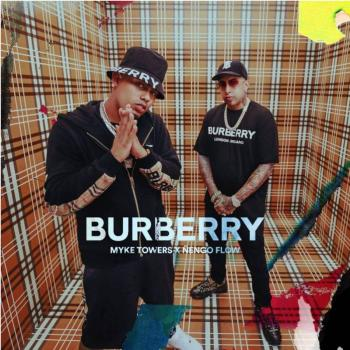 """Myke Towers estrena tema """"Burberry"""", al lado de Ñengo Flow"""