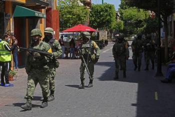AMLO ha desplegado más militares que Peña y Calderón: Amnistía Internacional