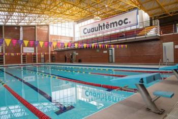 ¡Oficial! Abren los centros deportivos en la Alcaldía Cuauhtémoc