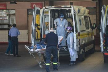 Chile reporta su peor cifra de contagios de COVID-19 desde el inicio de la pandemia