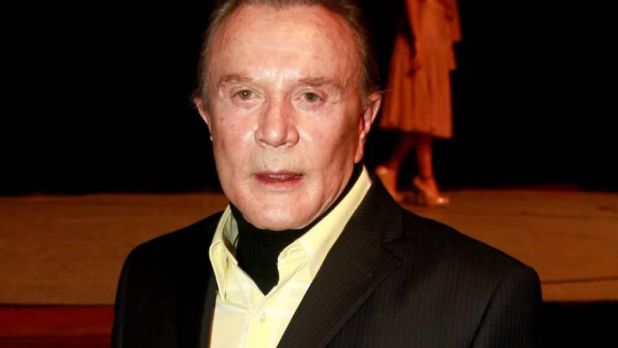Hospitalizan a Miguel Palmer, actor de 'Marimar'