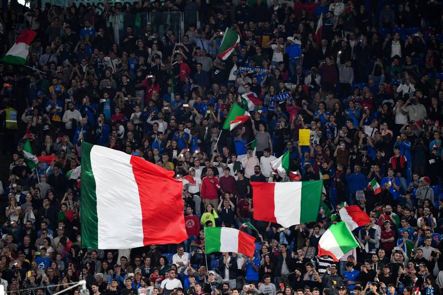UEFA confirma público en ocho sedes para la Euro 2020