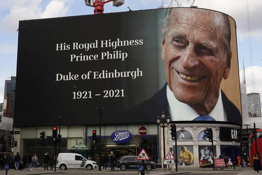 """Con la Operación """"Forth Bridge"""", Reino Unido despedirá al príncipe Felipe"""