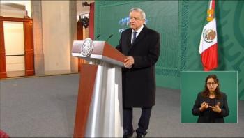 AMLO ofrece condolencias al Reino Unido por fallecimiento del príncipe Felipe