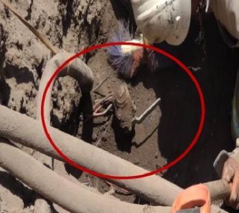 Encuentran ocho tomas clandestinas en Ecatepec y Azcapotzalco