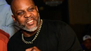 Debido a un infarto muere DMX, rapero estadounidense