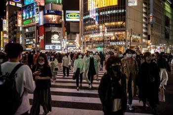 Tokio, Japón seguirá con duras medidas sanitarias hasta mayo
