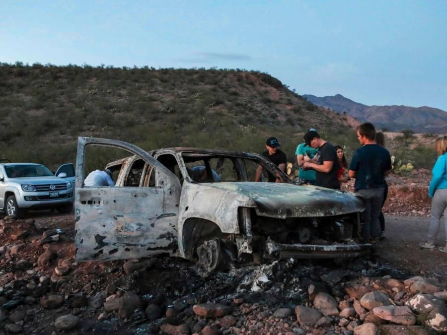 Detienen a presunto implicado en ataque a familia LeBarón