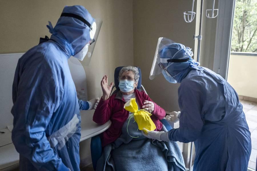 El mundo supera los 134 millones de casos por COVID-19