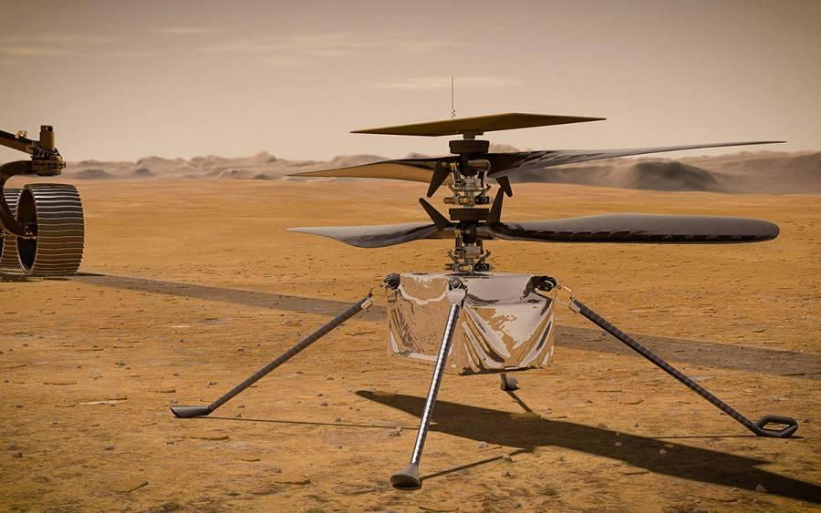 Retrasa la NASA vuelo del Infinity en Marte
