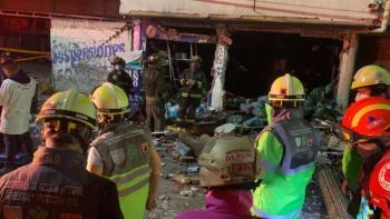 Durante la explosión en Iztapalapa fallece una mujer