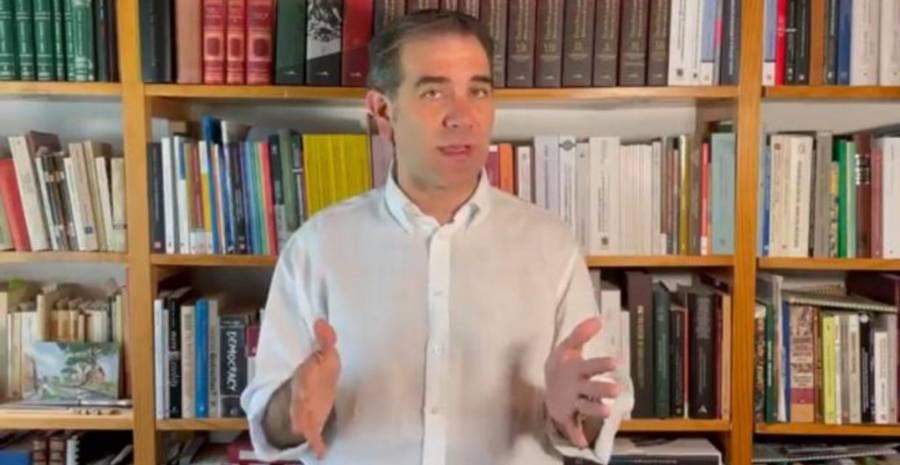 Nadie puede hablar de fraude electoral: Lorenzo Córdova