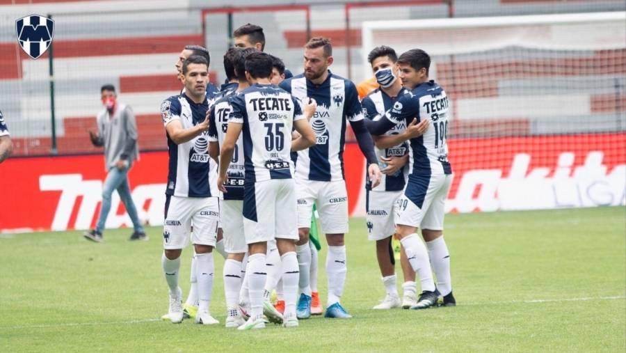 Monterrey vence 2-1 de visita al Toluca