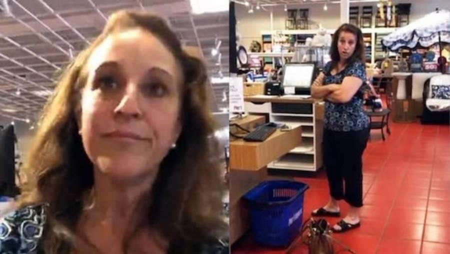 30 días de cárcel a mujer que tosió en la cara de persona en Florida