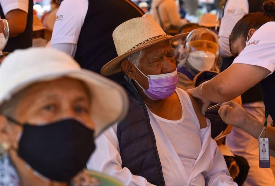 Municipio de Soledad inicia vacunación para adultos mayores el martes