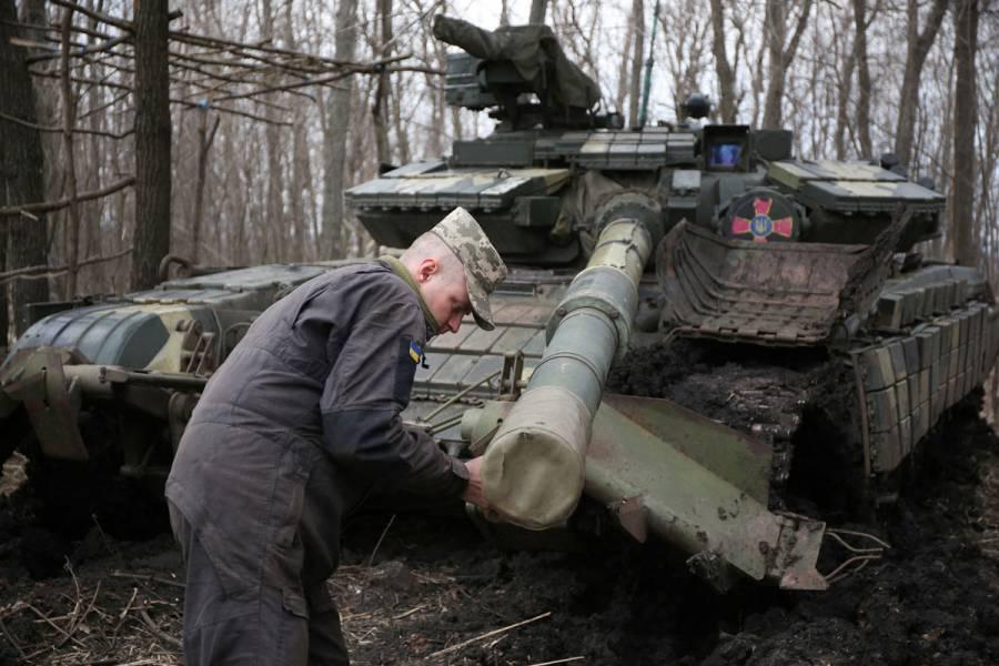 Rusia descarta la posibilidad de una guerra con Ucrania