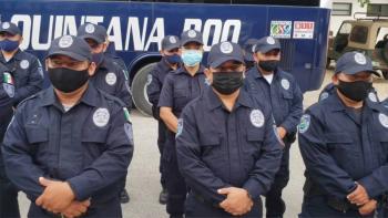 SSP de Quintana Roo asume control de policía de Tulum