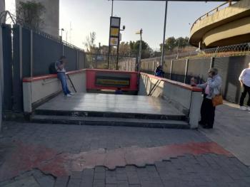 Historias en el Metro: A volar, gaviotas