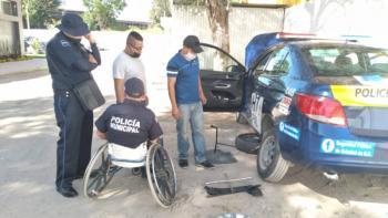 Seguridad pública de Soledad reactiva escuela de manejo gratuita
