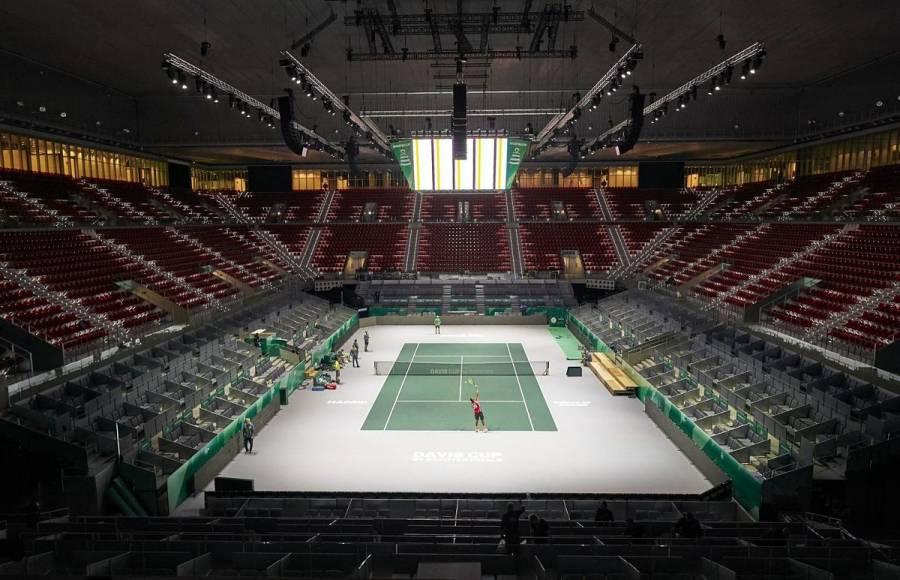 Madrid compartirá con Turín e Innsbruck la organización de la Copa Davis