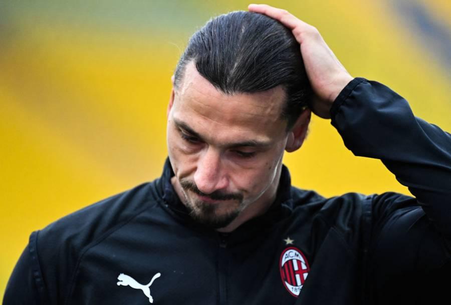 Polémica por la presencia de Ibrahimovic en un restaurante en Italia