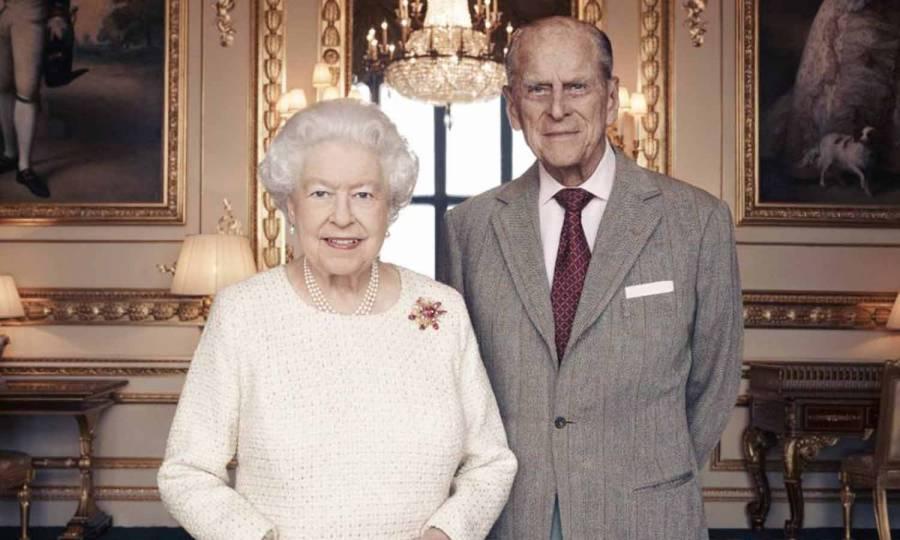 Emotivo mensaje de Harry a su abuelo, el príncipe Felipe