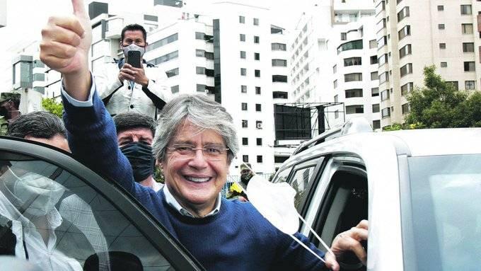 Felicitan presidentes de Latinoamérica a Guillermo Lasso, por su triunfo en comicios para la presidencia de Ecuador