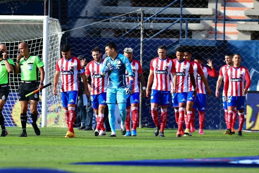 Atlético de San Luis reabrirá su estadio ante el Puebla