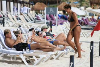 Turismo internacional desciende 57.9% durante febrero: Inegi