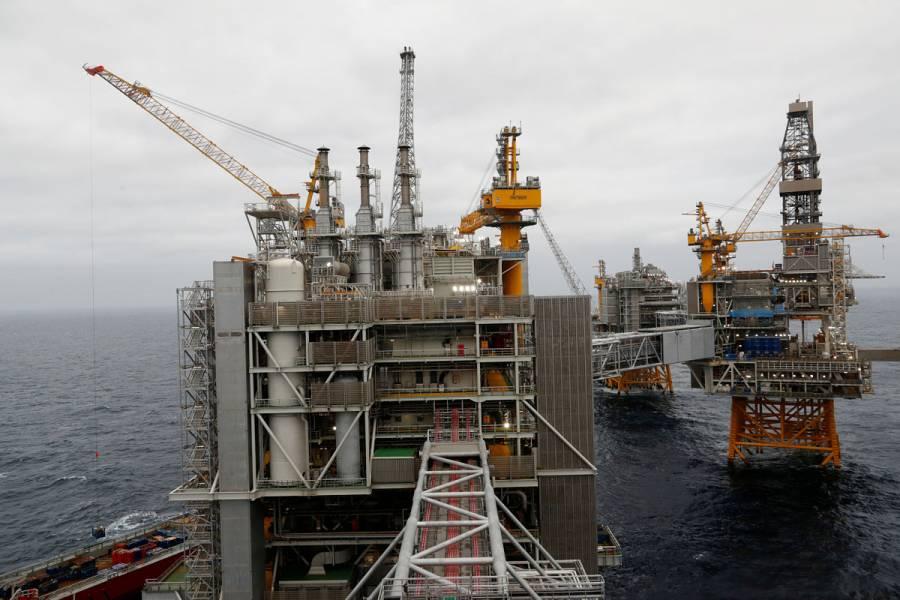 Precios del petróleo aumentan tras datos de exportaciones de China