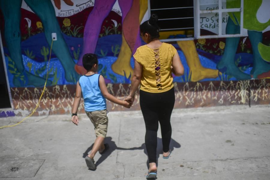 El tortuoso e incierto viaje de los migrantes hacia EEUU