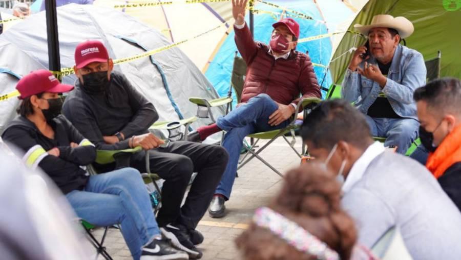 En Vivo: INE define candidaturas de Félix Salgado Macedonio y Raúl Morón