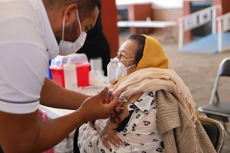 Inicia hoy vacuna contra Covid en diversos municipios de Zacatecas
