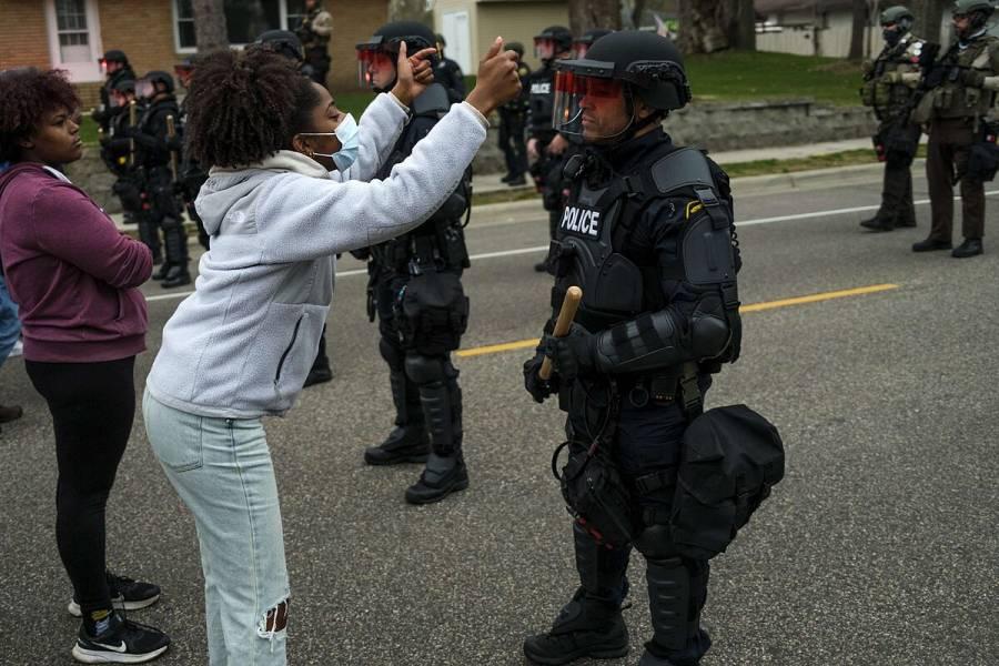 Continúan protestas en Minneapolis, EE. UU. por muerte de afroamericano