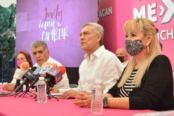 Sigo adelante como candidato  a gobernador: Cristóbal Arias