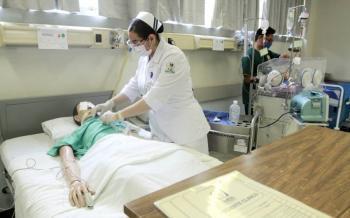 Llevará IMSS cursos de formación de Enfermería a 35 oficinas de representación estatales