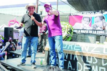 """""""Preocupa discurso de Salgado"""", dicen especialistas"""